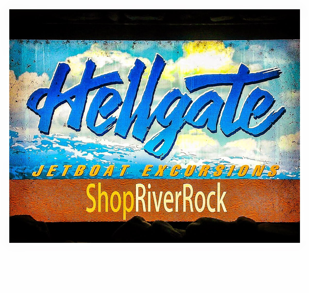 Hellgate Jetboat Excursions / Shop River Rock
